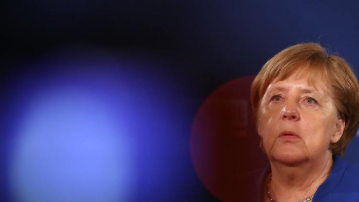 Merkel heizt Spekulationen an