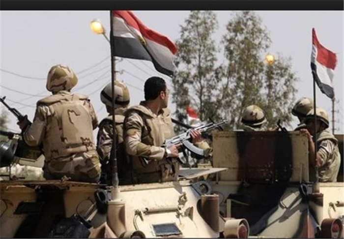 47 militants killed in security raids in Egypt