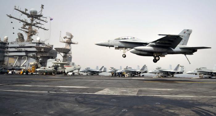 Trägerkampfgruppe vor Irans Küste: Mit Pulk-Attacke gegen die Armada