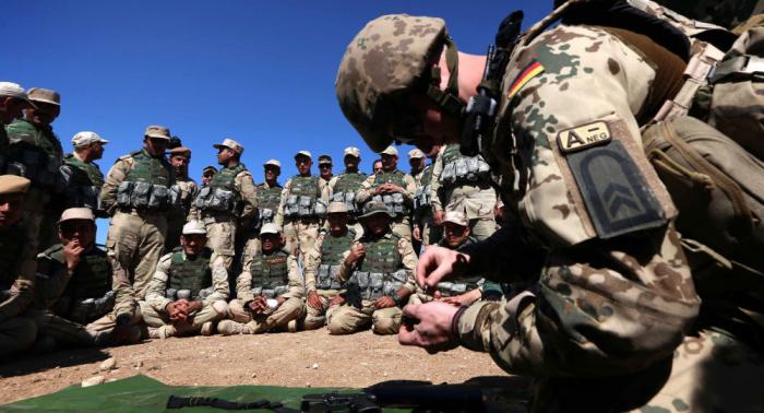 Bundeswehr setzt Ausbildungseinsatz im Irak fort