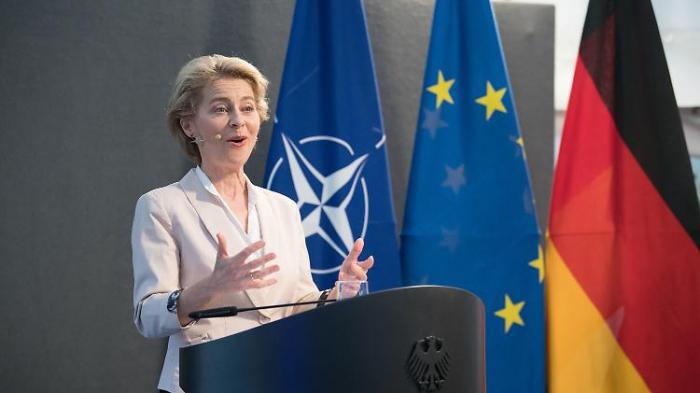 Deutschland erhöht Verteidigungsausgaben massiv