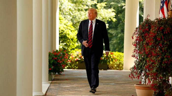 Trumps wunderbare neue Einwanderer-Welt