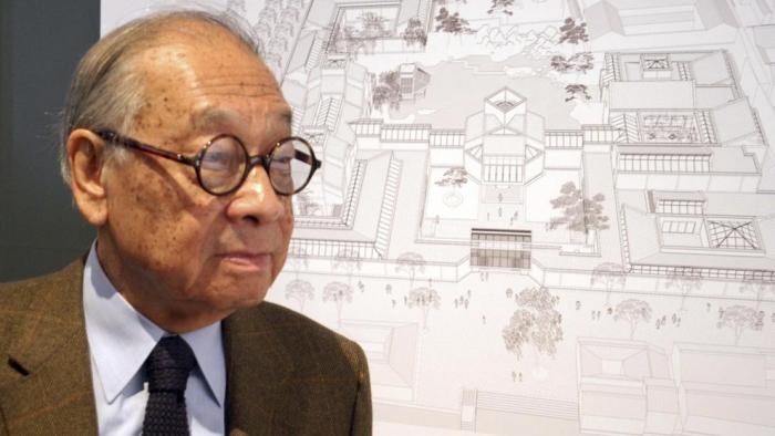 Muere a los 102 años el arquitecto que creó la pirámide del Louvre
