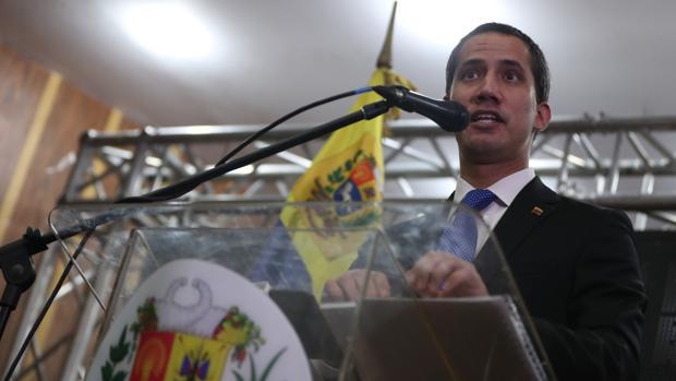 Guaidó confirma las reuniones mantenidas con el régimen de Maduro en Noruega