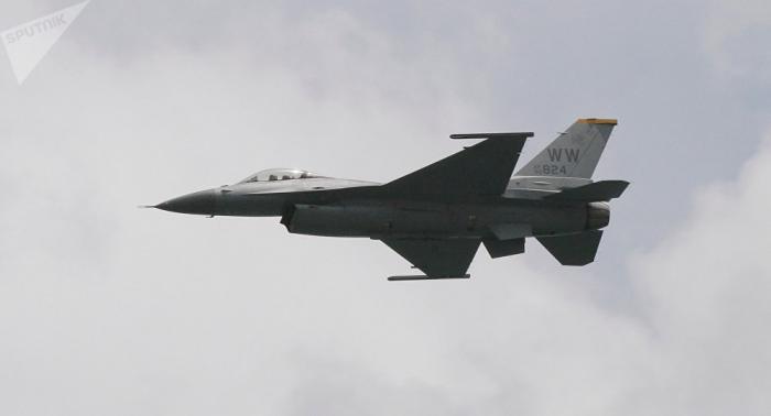 Ursache für F-16-Absturz in Kalifornien genannt