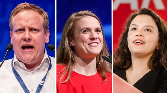 Diese Kandidaten wollen das EU-Parlament jünger machen