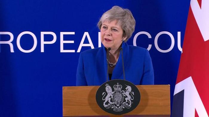 """Mays Brexit-Deal vor endgültigem Aus - Labour sagt """"No"""""""