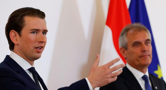 """""""Je mehr Energiequellen es gibt, desto besser"""": Kurz schätzt Nord Stream 2 positiv ein"""