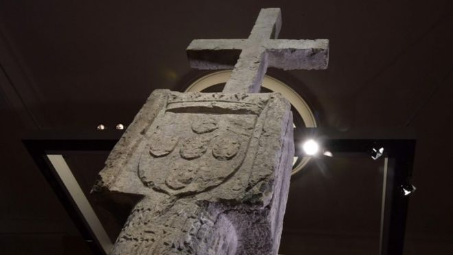 Germany to return Portuguese Stone Cross to Namibia