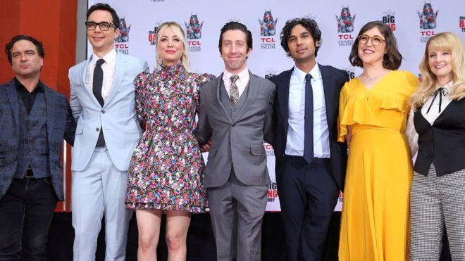 Big Bang Theory finally bows out from TV
