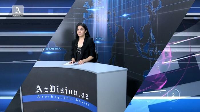 AzVision TV:  Die wichtigsten Videonachrichten des Tages auf Deutsch  (17. Mai) -VIDEO