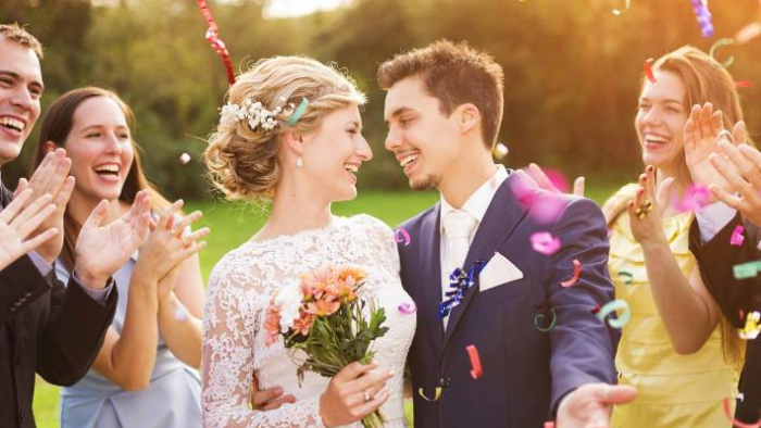 Marriage more important than wealth when finding happiness