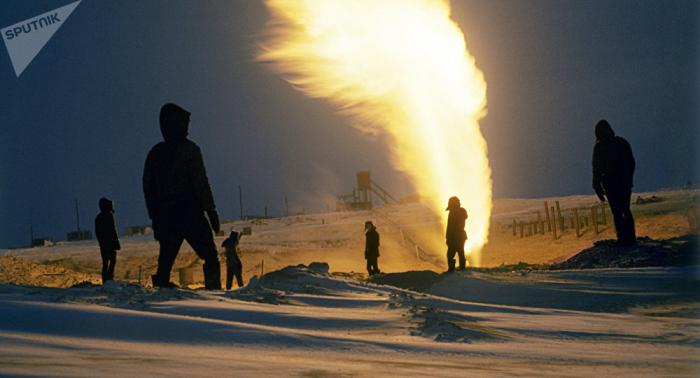 Gazprom entdeckt in Nordrussland neue Gasreserven von über 500 Mrd. Ncbma