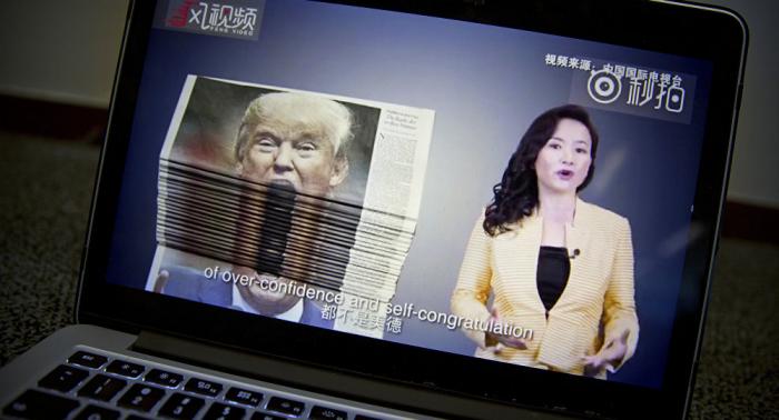 Experte: Streit zwischen USA und China kann der Welt zum Verhängnis werden