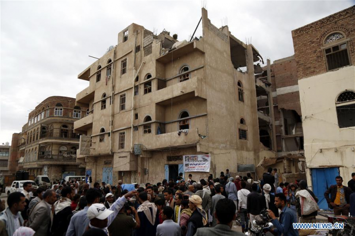 83 killed in 2 days amid escalating fight, airstrikes across war-torn Yemen