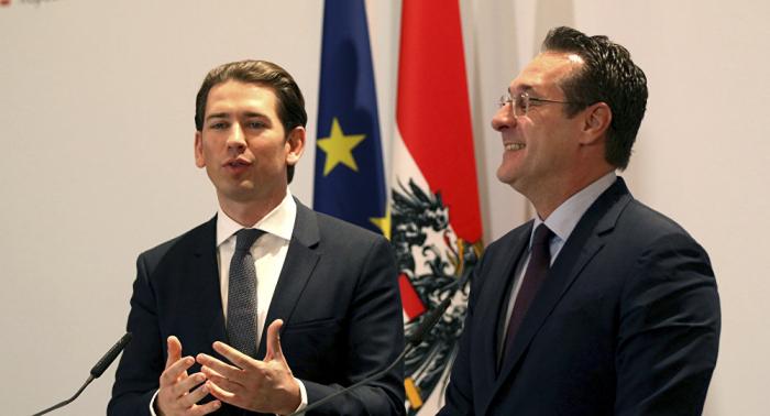 Regierungskrise erschüttert Österreich: Kanzler Kurz beendet Zusammenarbeit mit FPÖ-Chef Strache