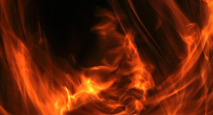 VÍDEO/FOTOS:   Un tren se incendia en pleno movimiento en Chile