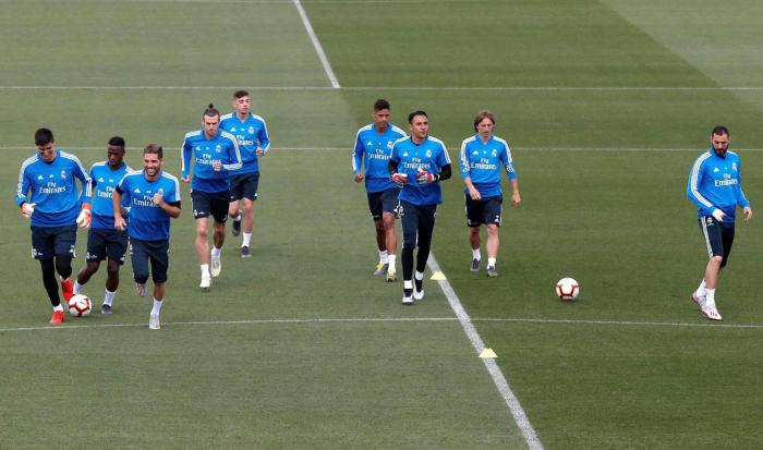 """Zidane:   """"Bale estará ante el Betis, pero no sé si será su último partido"""""""