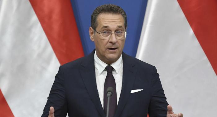 Regierungskrise wegen Skandal-Video in Österreich: Vizekanzler Strache tritt zurück