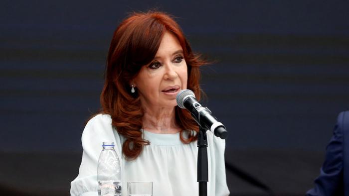 Argentina:  Cristina Kirchner anuncia que será candidata a vicepresidenta de Alberto Fernández