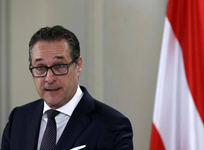 Austria minister Heinz-Christian Strache resigns amid video scandal