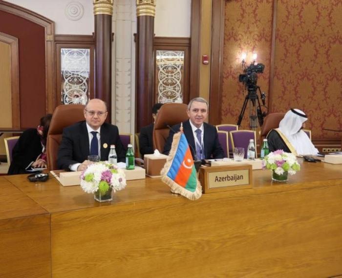 L'Azerbaïdjan représenté à la 14e réunion du Comité ministériel conjoint de suivi de l
