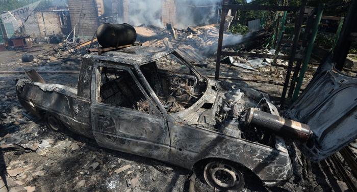 """Donbass: Donezk meldet neue Todesopfer durch """"ukrainische Aggression"""""""