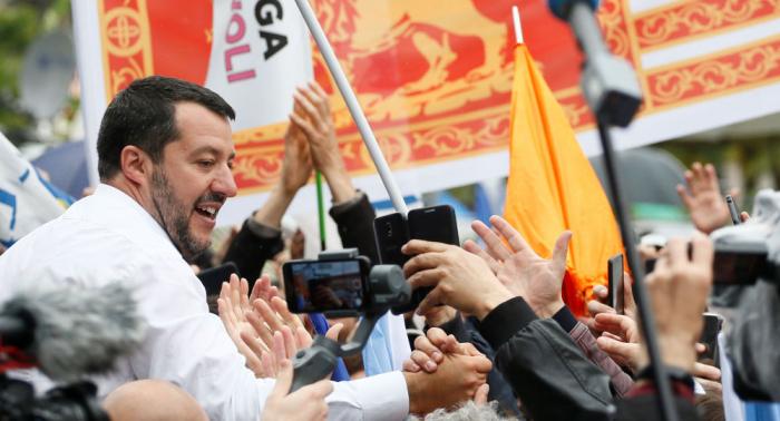 """""""Frage nach Ende der Sanktionen vereinigt alle anständigen Leute"""" - Italiens Vizeregierungschef"""