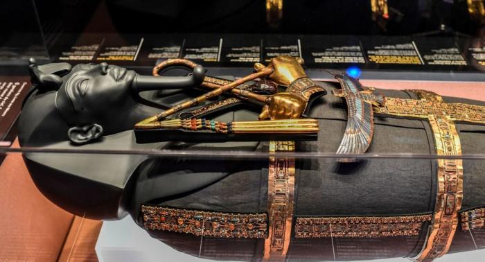 Forscher beweisen: Tutanchamun-Amulett unter außerirdischer Einwirkung entstanden