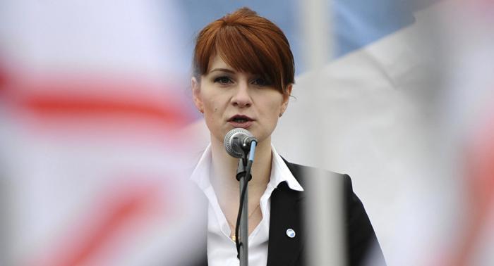 """""""Russen geben nie auf"""": """"Agentin"""" Butina bittet aus US-Haft um Spenden"""