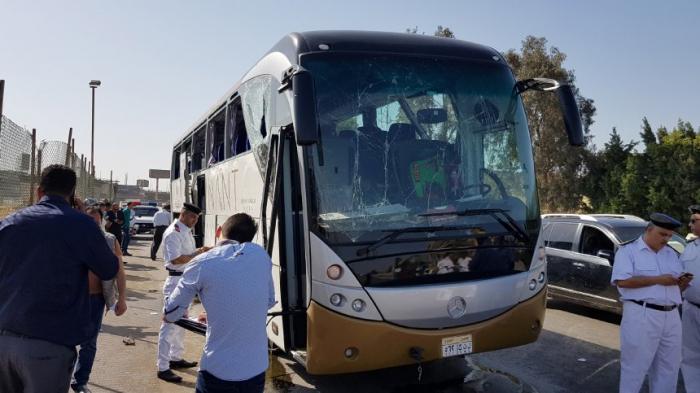 Mehrere Verletzte bei Anschlag auf Touristenbus in Kairo