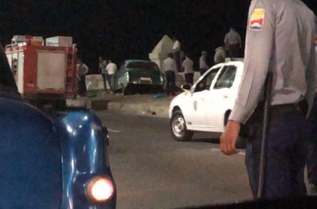 Cuba:   Al menos 3 muertos y 21 heridos tras un accidente en el malecón de La Habana