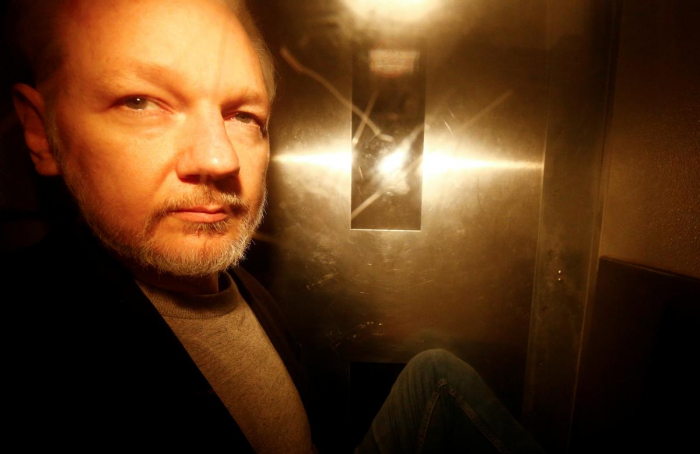 Swedish prosecutor files request for Assange