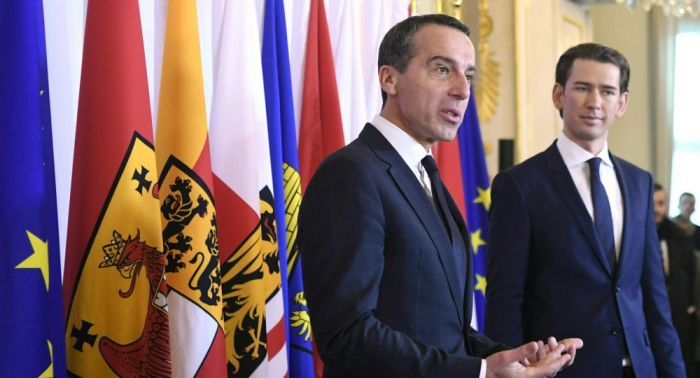 Österreich: Ex-Kanzler Kern empfiehlt Kurz Rücktritt