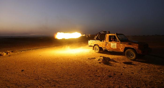 Dos militares sirios muertos y siete heridos por ataques de los radicales