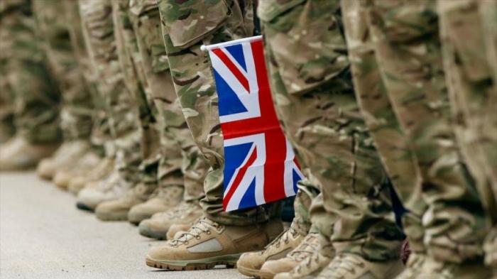 """""""Ejército británico carece de tropas para mantener al país seguro"""""""