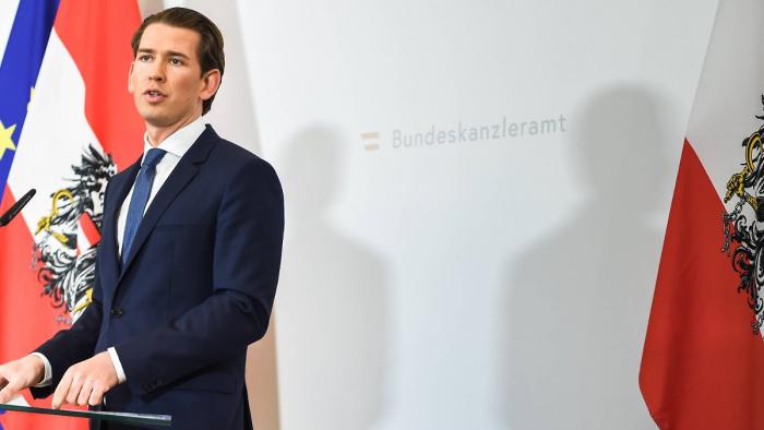 Österreich ringt nach Koalitionsbruch um Übergangsregierung