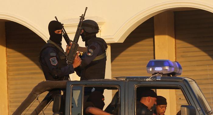 Una decena de sospechosos de terrorismo, eliminados en la periferia de El Cairo