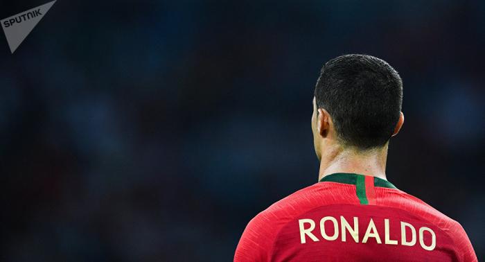 Sohn und Verlobte verletzt: So feiert Ronaldo Meister-Titel –   VDEO