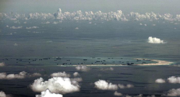 """US-Zerstörer im Südchinesischen Meer eingelaufen – Peking reagiert mit """"Protest"""""""