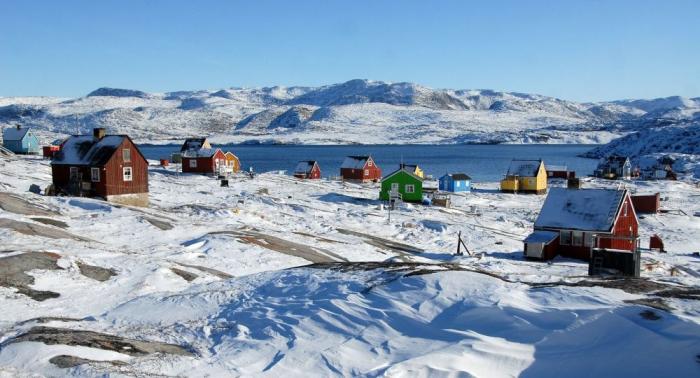 Dänemark droht Russland mit seinen Kampfjets auf Grönland