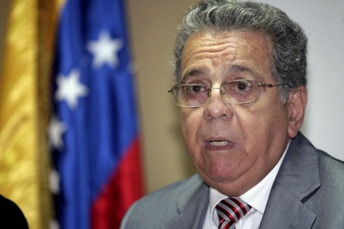 """Embajador de Venezuela en Italia presenta su renuncia """"definitiva"""""""