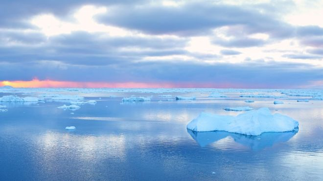Rise in global sea levels could have