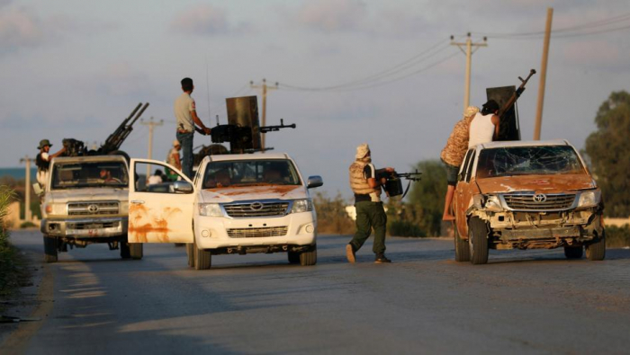 Death toll from Libya