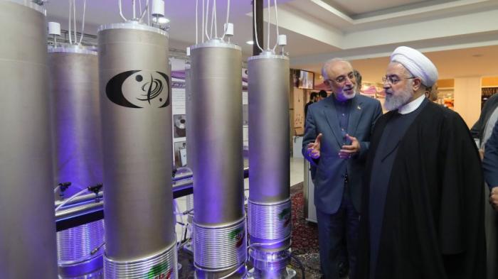 Iranerhöht Uranproduktionum das Vierfache