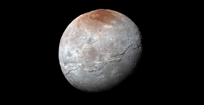 Alien ocean could be hiding under Pluto