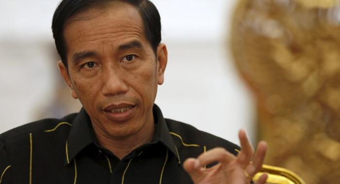 Joko Widodo, reelegido como presidente de Indonesia