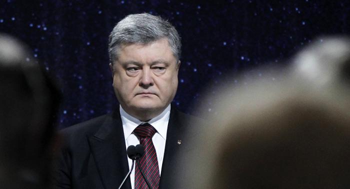 La presidencia no es lo único que perdió Poroshenko