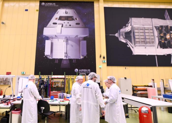 BDI - Politik muss Raumfahrt mit mehr Geld fördern