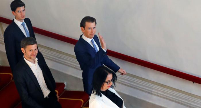 Österreich: FPÖ will Kurz stürzen
